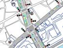 交通量推計、交通シミュレーション検討